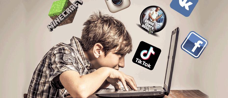 список популярных социальных сетей